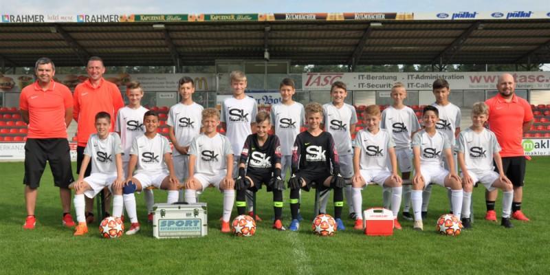 Jugendwochenbericht: U13 mit drei Toren zum ersten Dreier