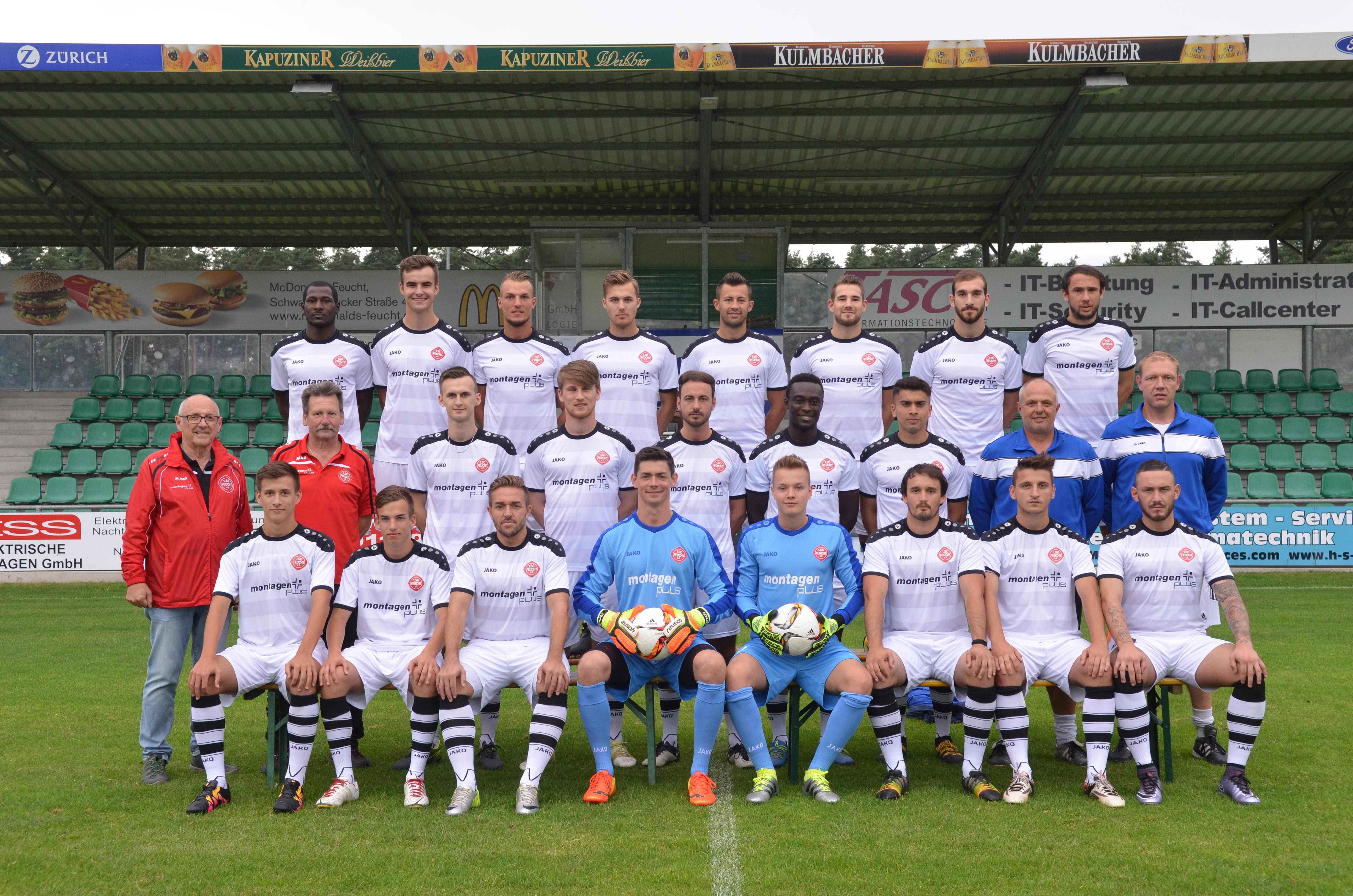 1. SC Feucht - FC Vorwärts Röslau