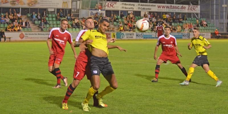 Bayernliga: 4:3 Sieg über FC Amberg