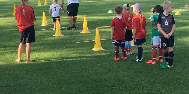 Fußballkindergarten startet – Schnuppertraining am 23.09. + 30.09. – schaut unverbindlich vorbei!
