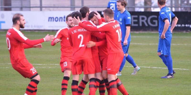 2:0 Sieg gegen Würzburger FV