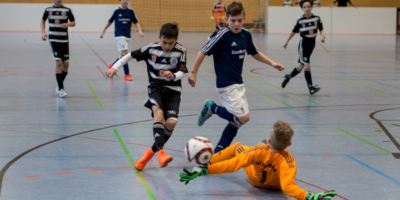 Club gewinnt U12 Rahmer Hallenmasters