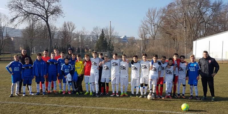 U13 – Trainingslager bei CZ Jena voller Erfolg!