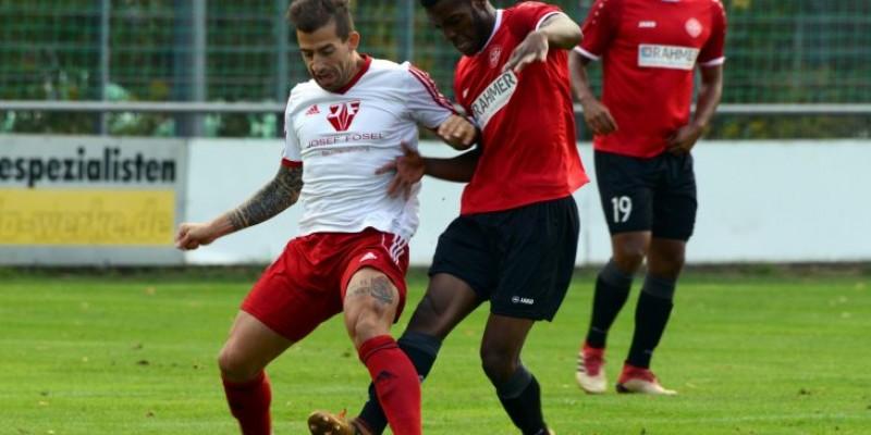 1:1 Remis gegen SV Memmelsdorf