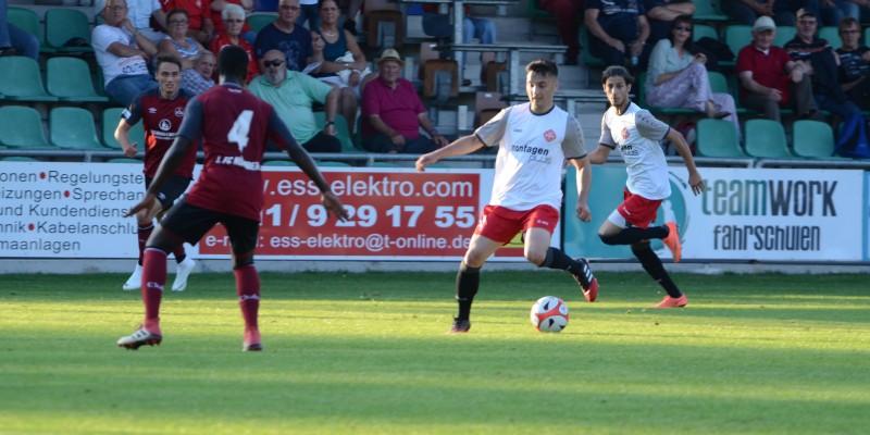 1.SC Feucht – TSV Buch 2:0
