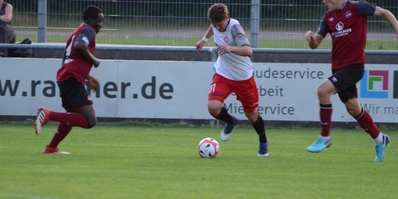 2:0 Sieg gegen Aufsteiger 1.FC Herzogenaurach