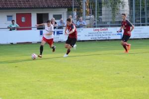1. SC Feucht - SV Friesen