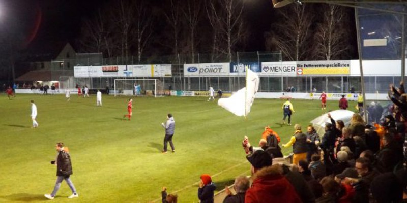 2:1 Sieg über Bamberg!