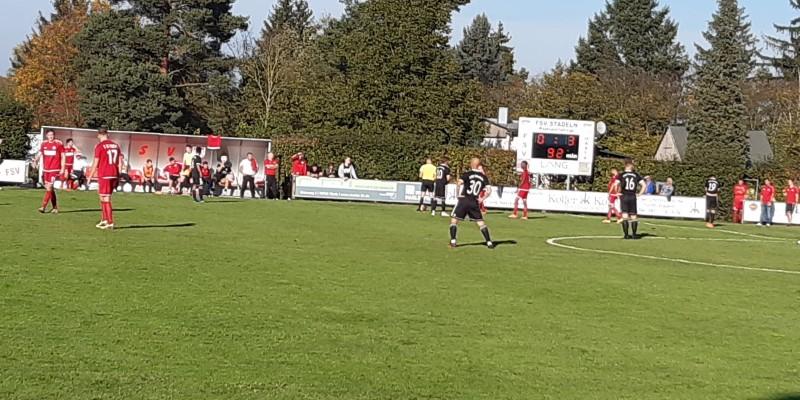 SCF Herbstmeister – 3:0 Erfolg in Stadeln