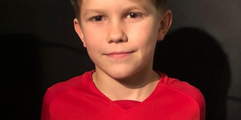 Maximilian Böker, U10, Teilnehmer zum Bayerntreffer des Monats
